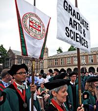 Graduate Arts & Sciences banner