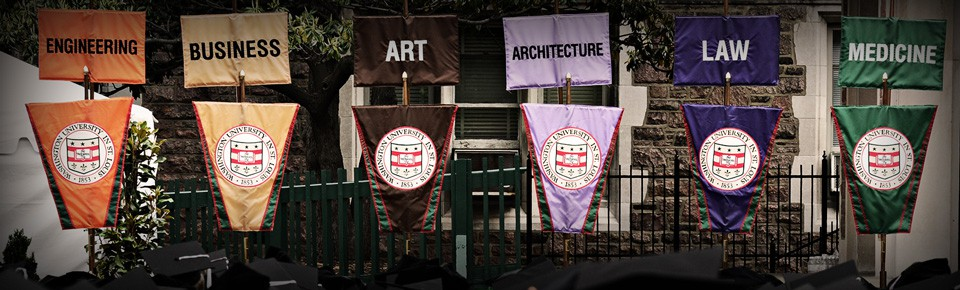 Academic Division banners