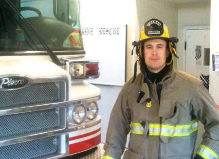From fighting fires to fighting disease