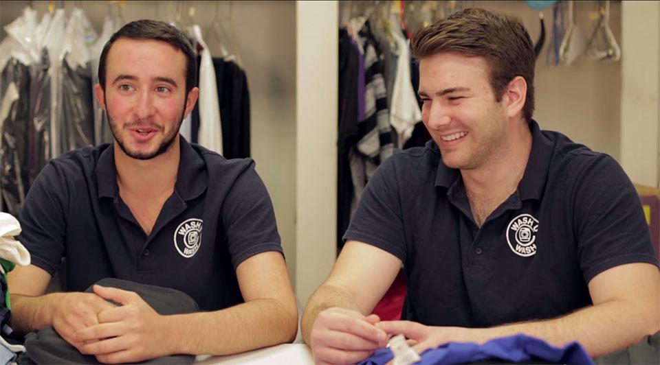 Wash U Wash owners share why they love laundry biz