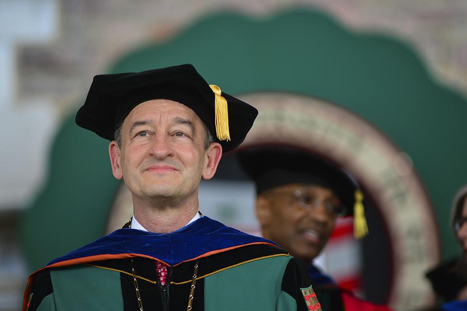 2015 Chancellor's Address at Washington University in St. Louis