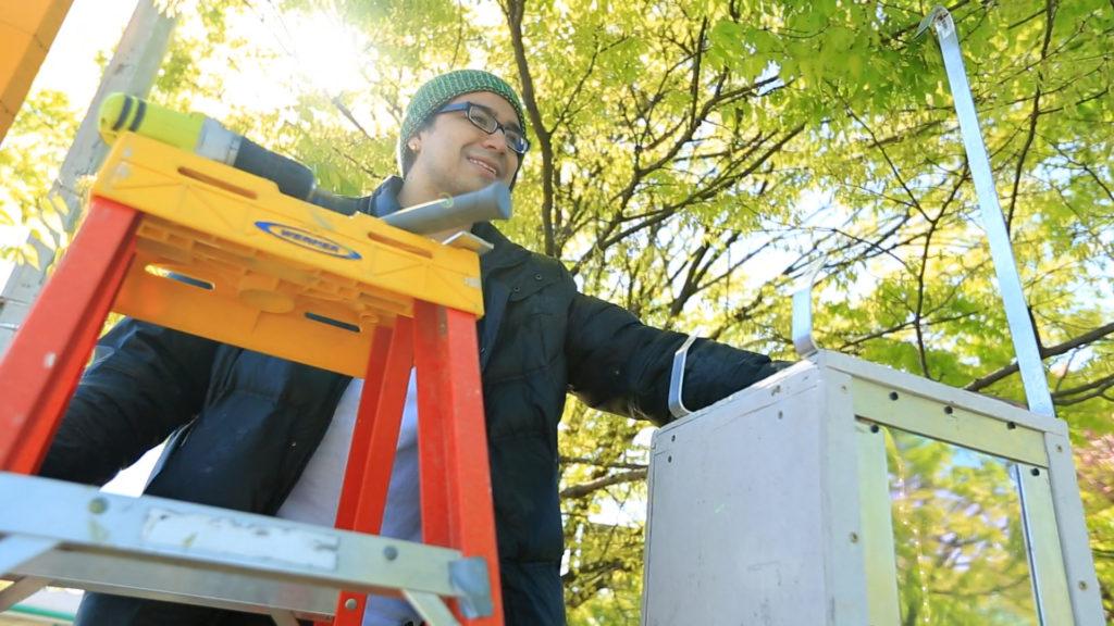 Shining a Light on Urban Divides