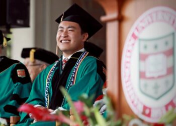 Senior class president William Feng's message to the class of 2018